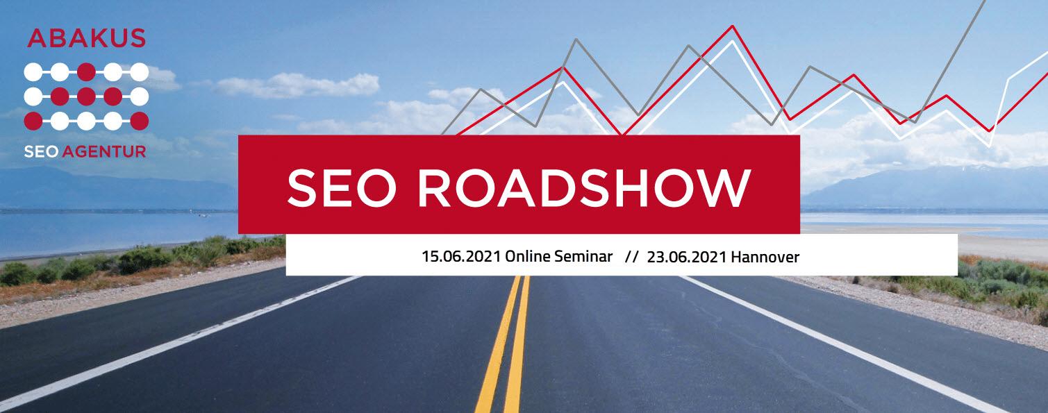 SEO-Roadshow 2021 Hannover